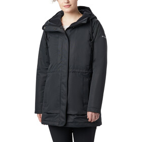 Columbia South Canyon Chaqueta Sherpa Forrada Mujer, black